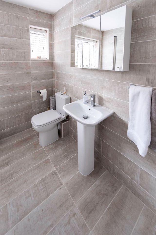 Bathroom Installations Crawley