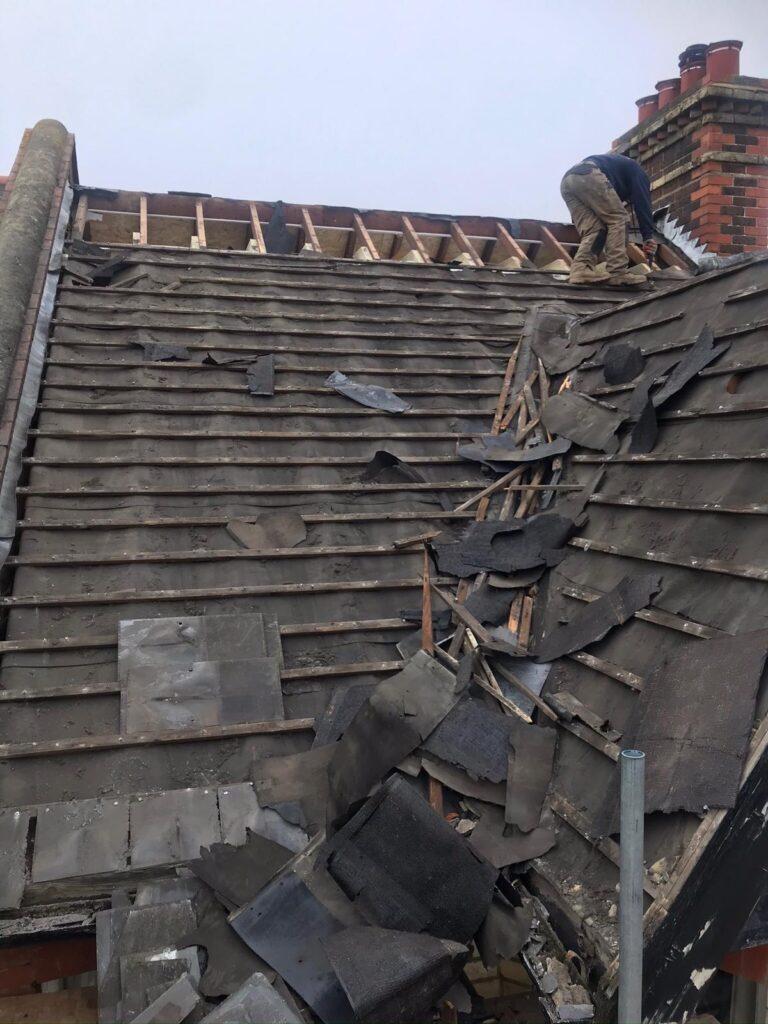 Loft Repair Reigate